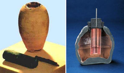 The Baghdad Battery