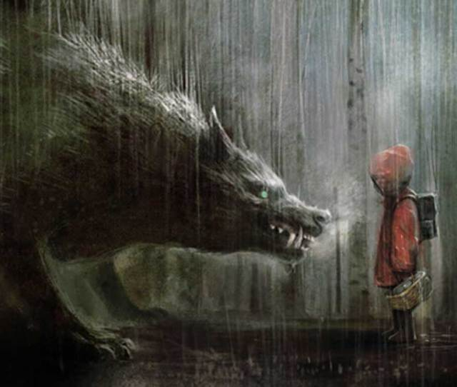 Whos Afraid Of The Big Bad Wolf A Fearsome Beast In Legends And Tales Around The World