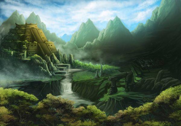 The Lost City of Aztlan Legendary Homeland of the Aztecs