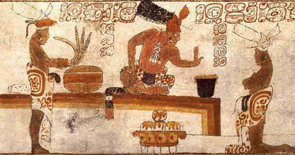 Failed Crops Caused Economic Crash for Mayan Chocolate