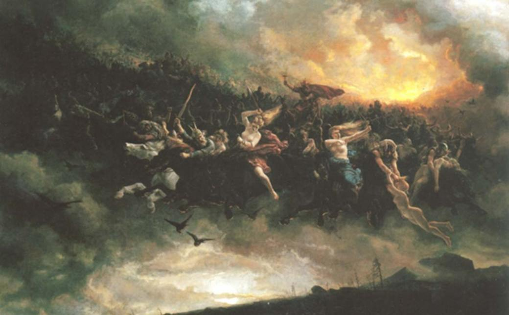 iskandinav mitolojisi nedir? wikikultur.com