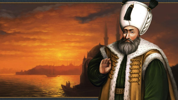 Image result for Suleiman the Magnificent