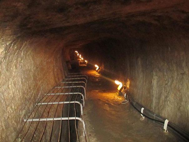 El túnel de Eupalinos: Uno de los más grandes logros de ingeniería del mundo clásico