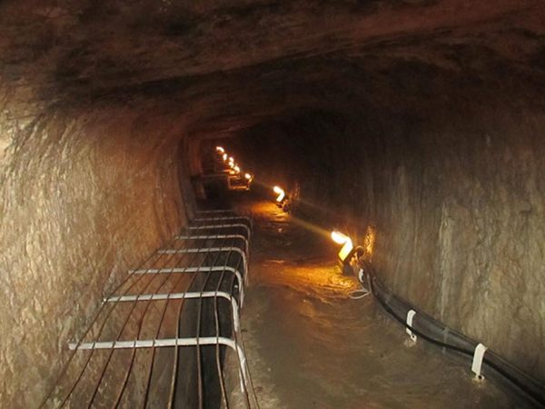 The Tunnel of Eupalinos: One of the Greatest Engineering ...