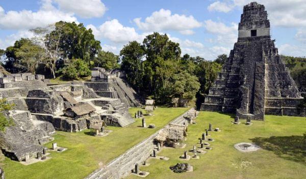 New study says great Maya city of Tikal literally dried up