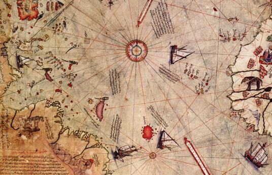 Image result for piri reis map