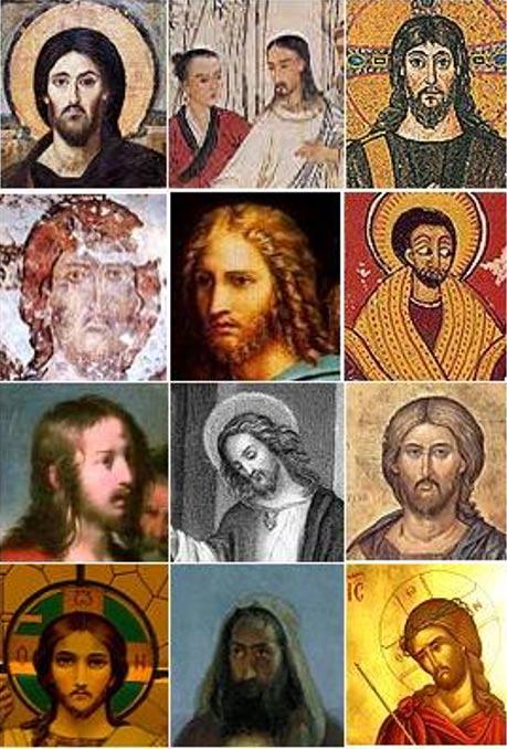 Al igual que muchas figuras religiosas, la representación de la etnia de Jesús ha sido influenciado por los entornos culturales.
