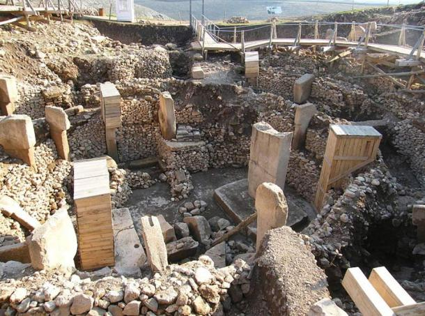 Sito archeologico di Göbeklitepe in Turchia.