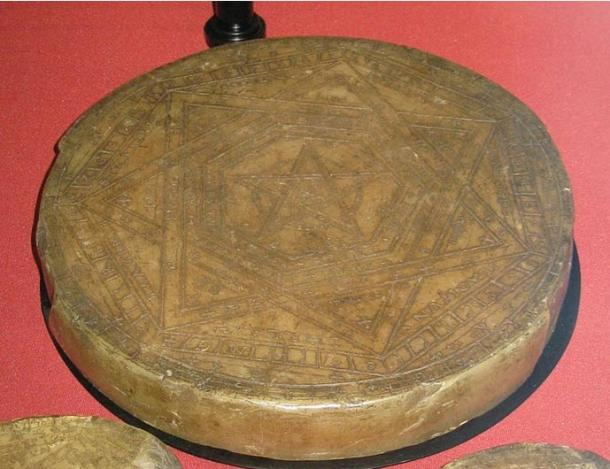 Sigillo di John Dee di Dio