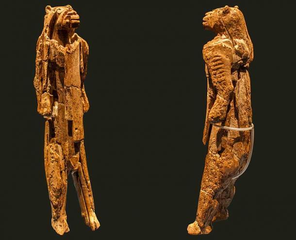 L'Homme-Lion du Hohlenstein-Stadel a été découvert dans une grotte en 1939 en Allemagne et est considéré comme la plus ancienne figurine zoomorphe au monde.  (