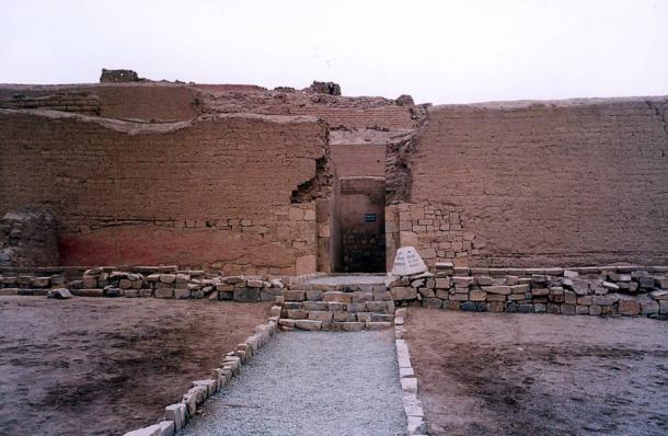 Pachacamac Temple - Las momias poco conocidas de Pachacamac...Peru