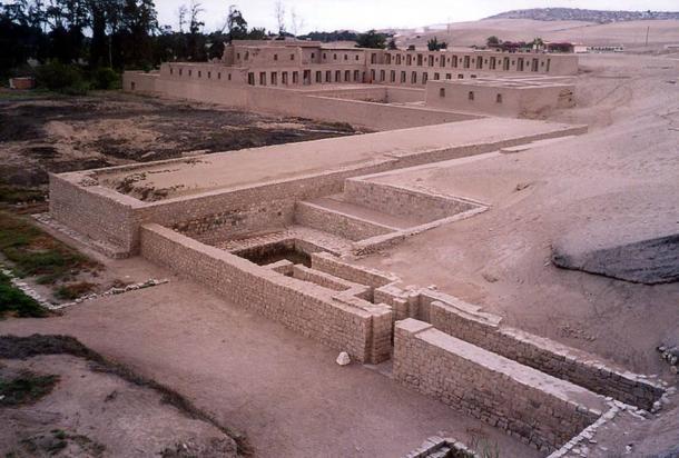 Pachacamac archeological site - Las momias poco conocidas de Pachacamac...Peru