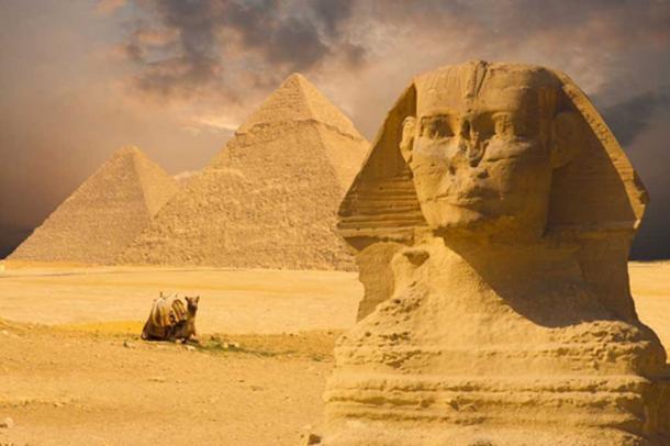 La Sfinge a Giza. Fonte: BigStockPhoto