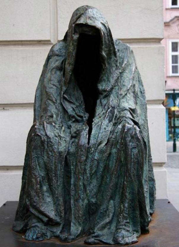 Estatua de Il separatio, Praga