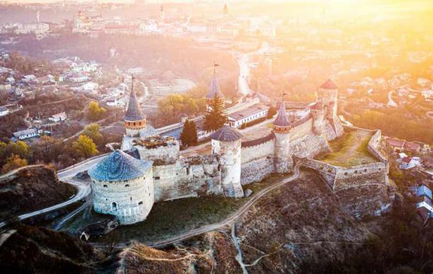 Каменец-Подольский замок