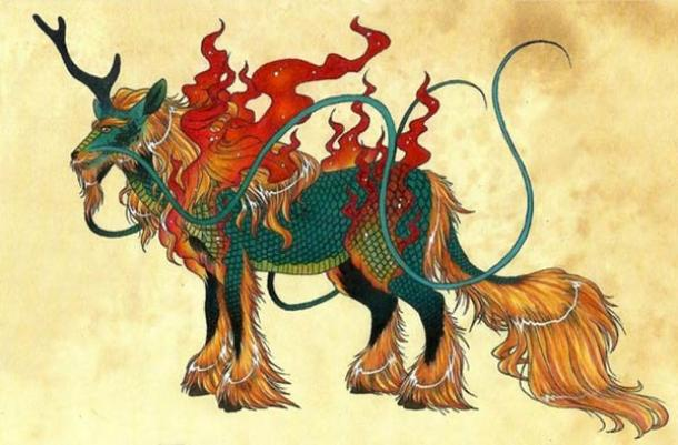 Image result for qilin