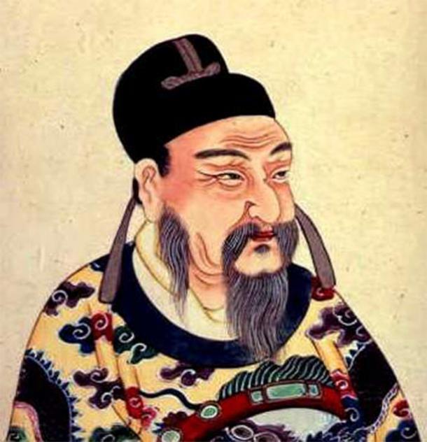 L'empereur Gaozu de Tang.  (Domaine public)