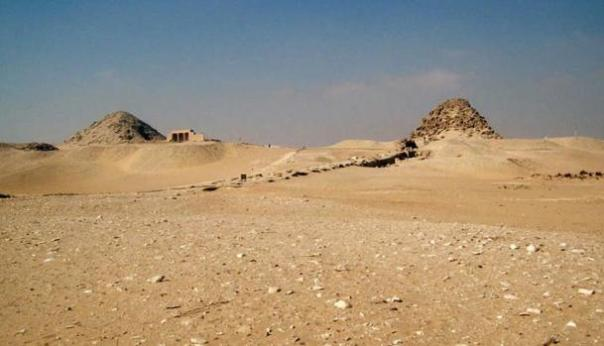 Tumba del Anteriormente Desconocido reina en Egipto
