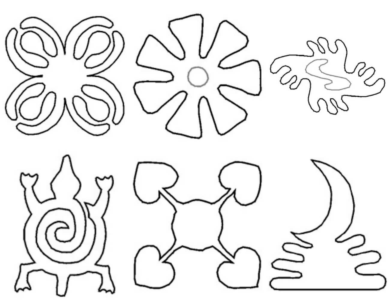 Ancient African Symbols And Meanings