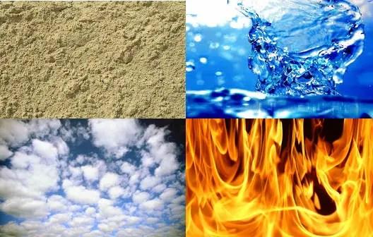 תוצאת תמונה עבור four elements