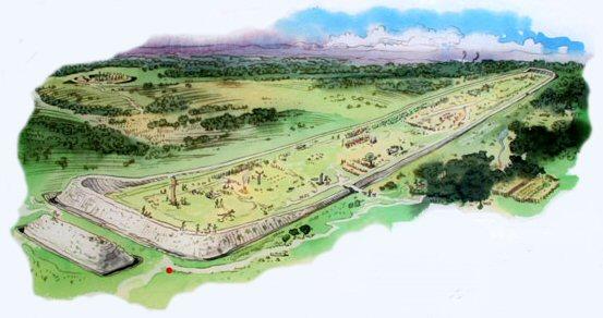 Map Stonehenge Uk