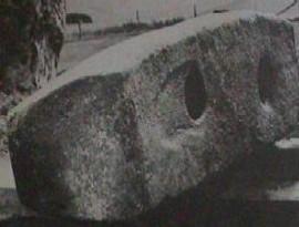 Stonehenge sarsen stones