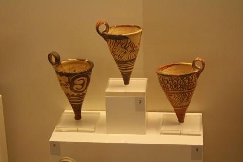 Mycenaean Rhyta