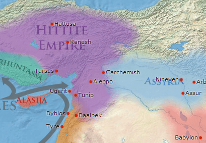 Ancient History Maps