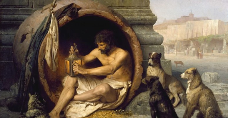 Diogenes of Sinope - Ancient History Encyclopedia