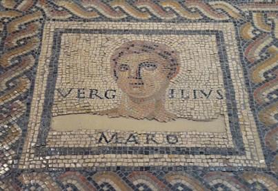 Portrait of Virgil