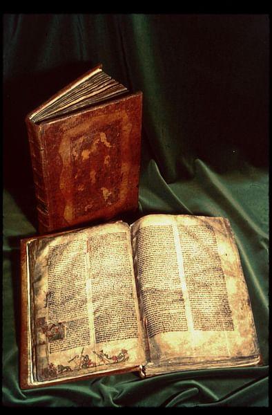 Codex Regius of the Poetic Edda