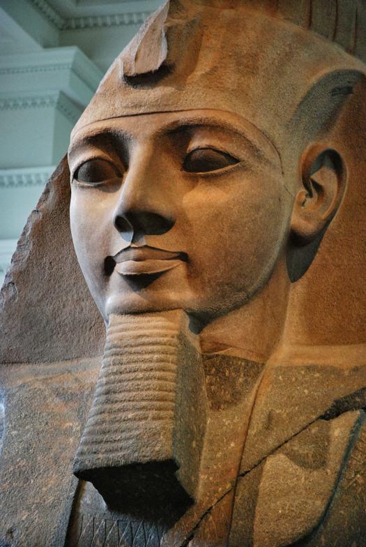 Ramesses II Statue (Illustration) - Ancient History ...