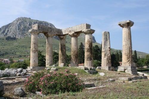 Greece Ancient Style Doric