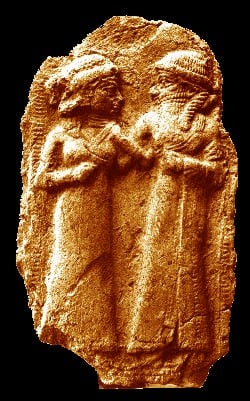 Marriage of Inanna and Dumuzi