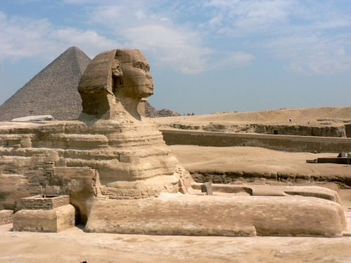 The Great Her m Akhet of Giza