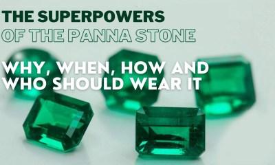 Benefits of wearing Panna or Emerald Gemstone