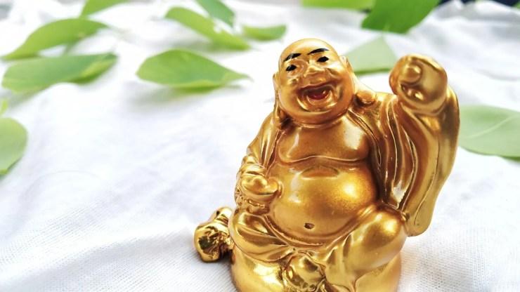 Vastu Tips for Wealth Laughing Buddha