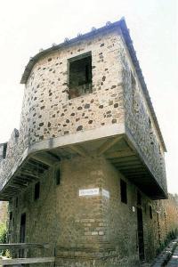 Lupanar in Pompeii