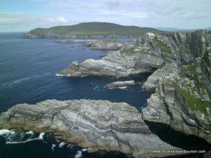 Visit Ireland and Fogher Cliffs