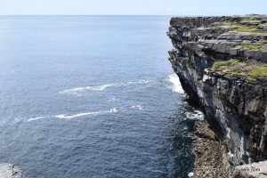 Visit Ireland Inis Mor Cliffs