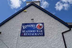 Visit Ireland and dine at Linnanes