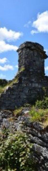 Old ruin in The Burren