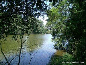 Tour of Ireland visits River Bann Portglnone