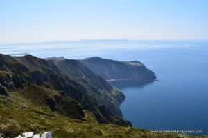 Ireland vacations Slieve Leage Cliff views