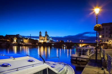 Athlone at Night