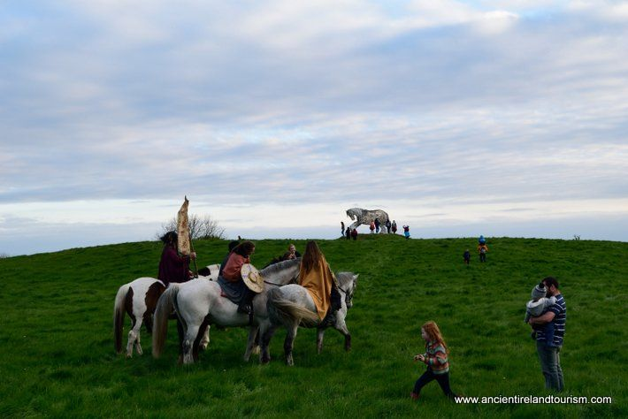 Visit Ireland for Bealtaine at Uisneach