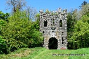 Tours of Ireland Belvedere Gothic Gate