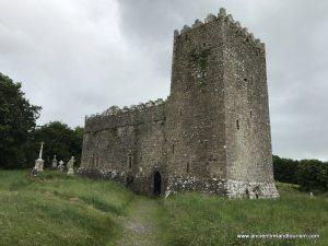 Tours of Ireland Taghmon Church