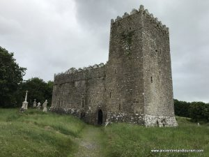 Tours of Ireland Taghmon Church