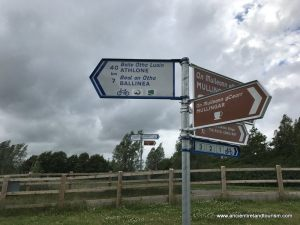 Ireland tours - royal canal cycle path
